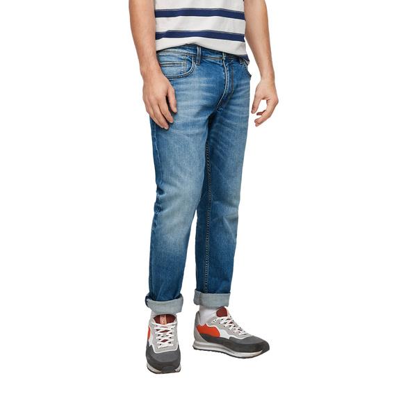Regular: Straight leg-Denim - Hose