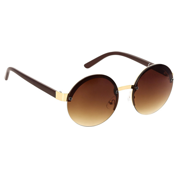 Sonnenbrille - Brown Chic