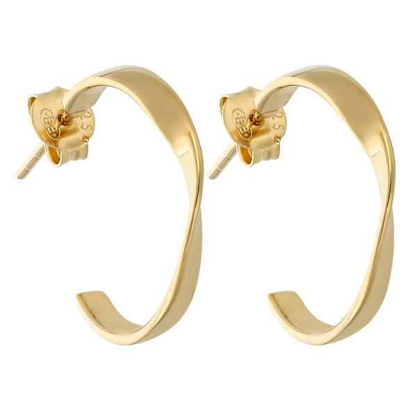 Creolen - Gold Whirl