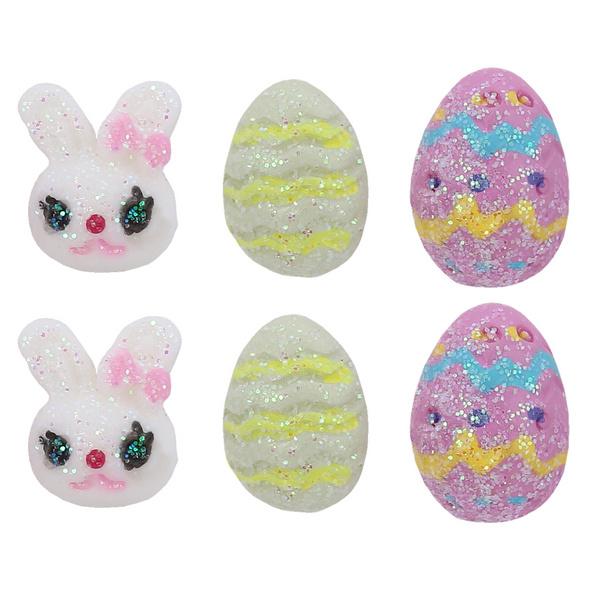 Kinder Ohrstecker-Set Happy Easter