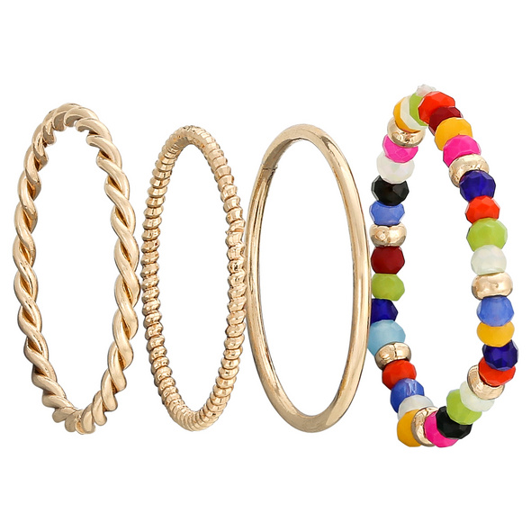 Ring-Set - Cute Style