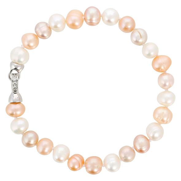 Armband - Rosé Pearls