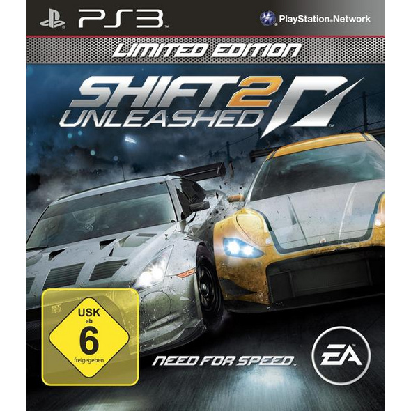 Electronic Arts Shift 2 Unleashed Limited Edition
