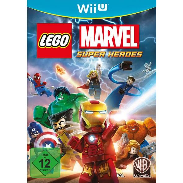 Warner Interactive LEGO Marvel Super Heroes