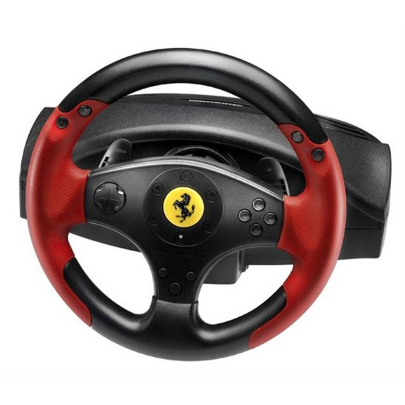 Thurstmaster Ferrari Red Legend Edition Racing Wheel