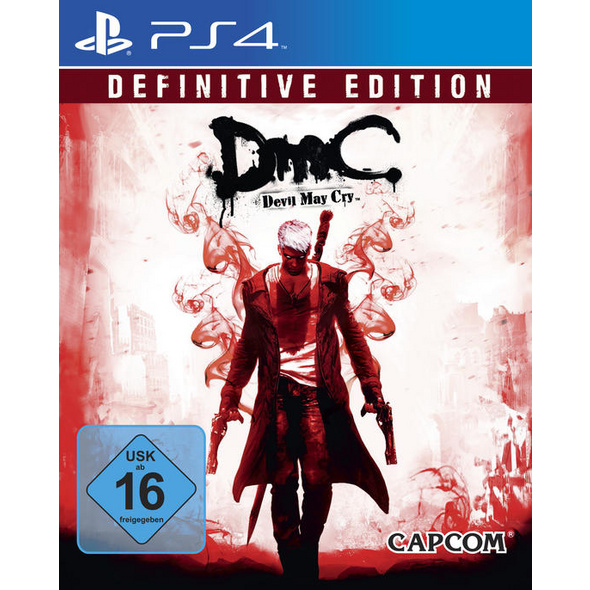 Capcom DmC Devil May Cry Definitive Edition