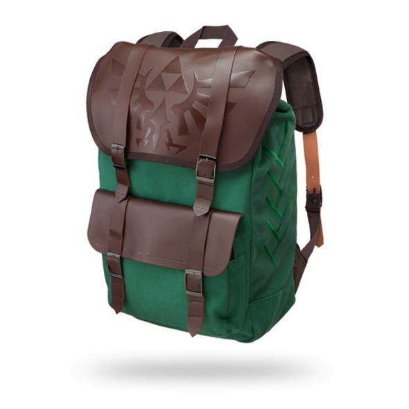 The Legend of Zelda - Backpack Link