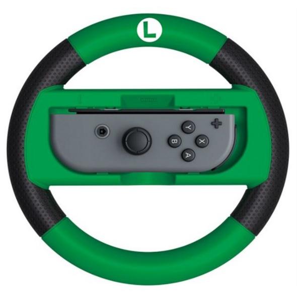 Nintendo Switch Mario Kart 8 Deluxe Lenkrad (Luigi-Edition)