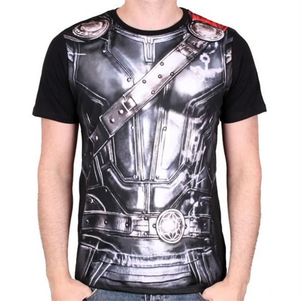Thor Ragnarok - T-Shirt Costume (Größe L)