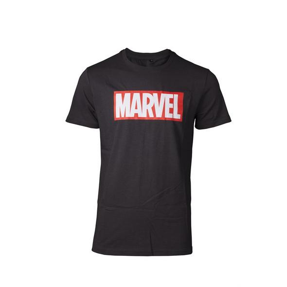 Marvel - T-Shirt Logo (Größe M)