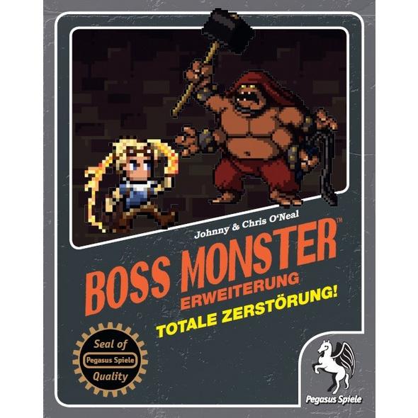 Boss Monster Erweiterung: Die totale Zerstörung