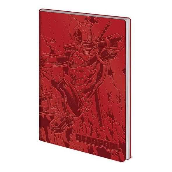 Deadpool - Notizbuch Action