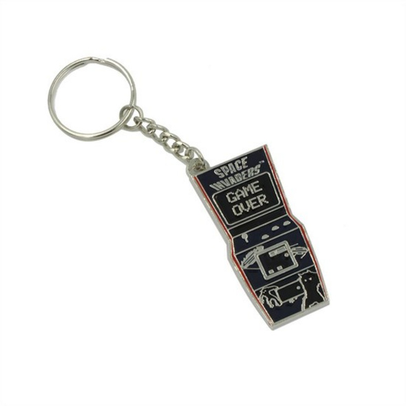 Space Invaders - Schlüsselanhänger