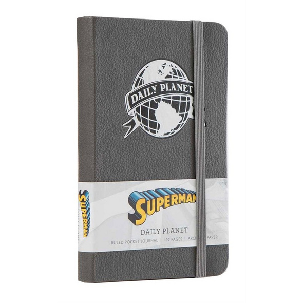 Superman - Notizbuch Daily Planet
