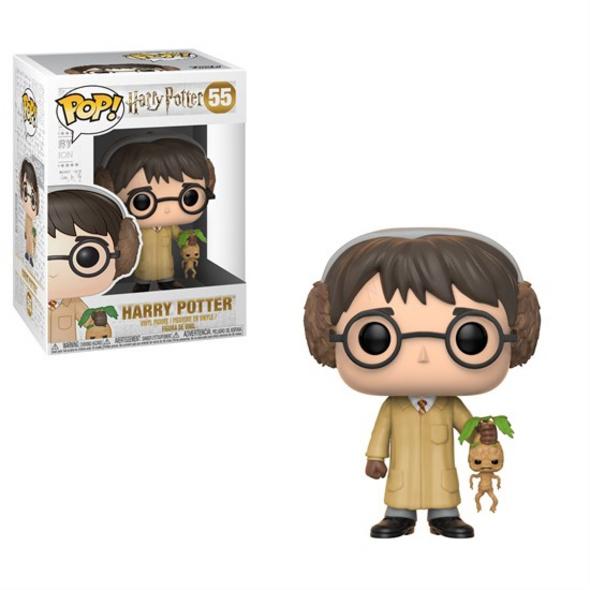 Harry Potter - POP!-Vinyl Figur Harry Potter Kräuterkunde