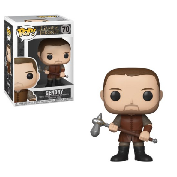 Game of Thrones - POP!-Vinyl Figur Gendry