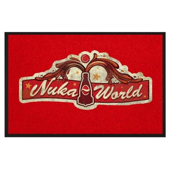 Fallout 76 - Schmutzmatte Nuka World