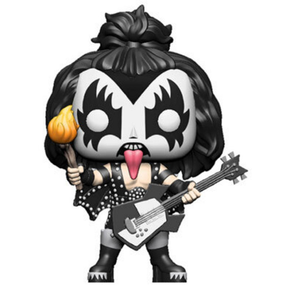 KISS - POP!-Vinyl Figur The Demon