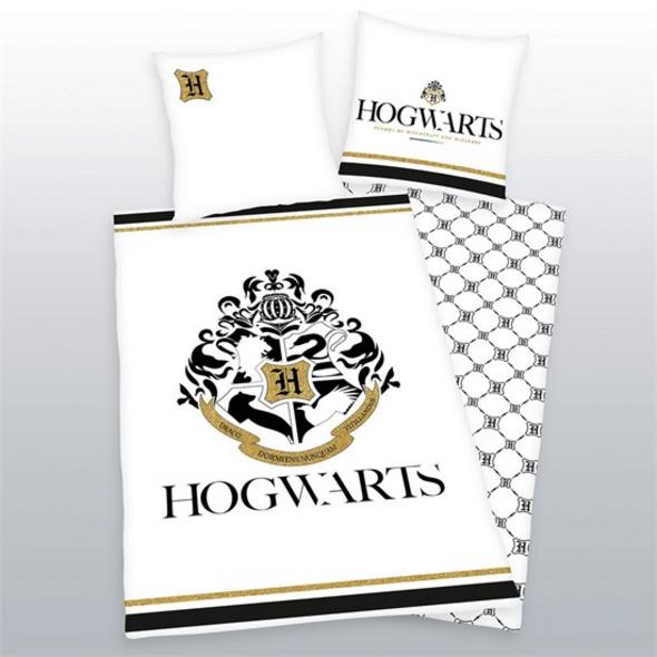 Harry Potter - Bettwäsche Hogwarts