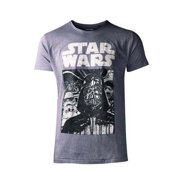 Star Wars - T-Shirt The Empire Strikes Back (Größe M)