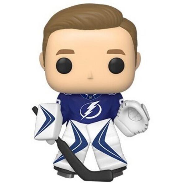 NHL - POP!-Vinyl Figur Tampa Bay Lightning: Andrei Vasilevskiy