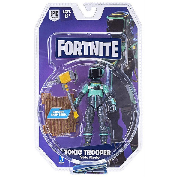 Fortnite - Actionfigur Toxischer Trooper