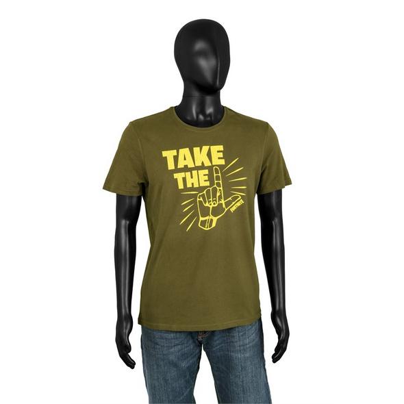 Fortnite - T-Shirt Take the L (Größe S)