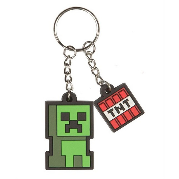 Minecraft - Schlüsselanhänger Creeper