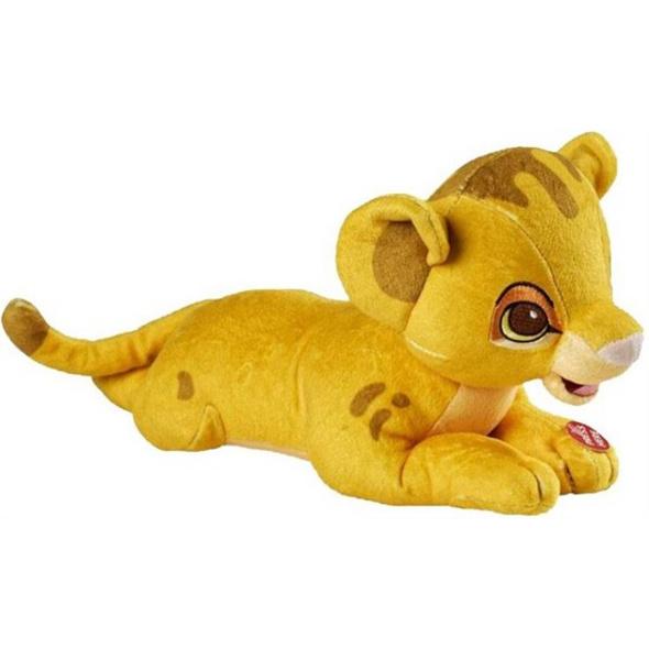 Der König der Löwen - Plüschfigur Simba (mit Leuchtfunktion)