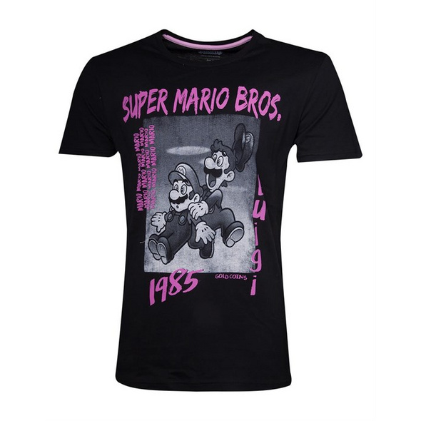Nintendo - T-Shirt Festival Bros (Größe L)