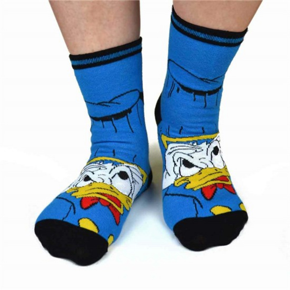 Disney - Socken Donald Duck (Größe: 35-38)