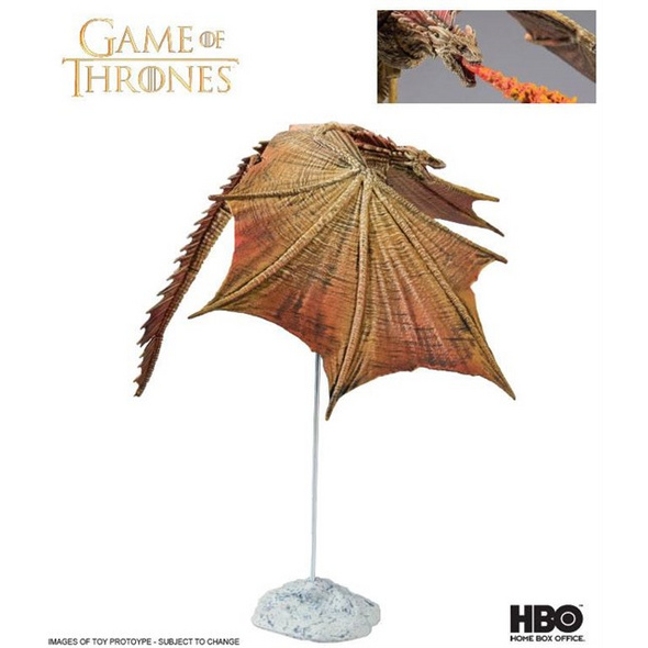 Game of Thrones - Actionfigur Rhaegal
