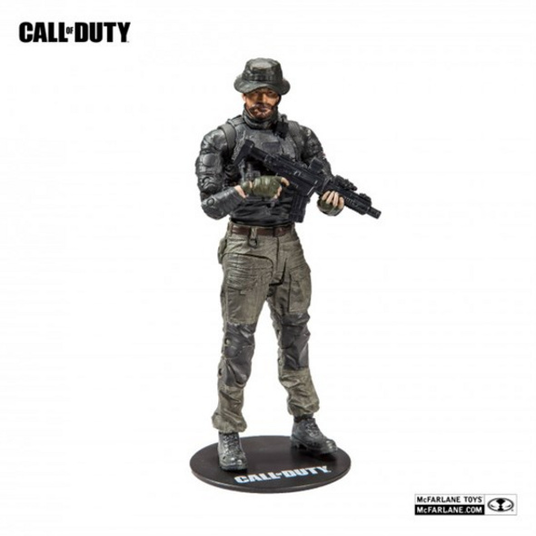 Call of Duty - Actionfigur Captain John Price