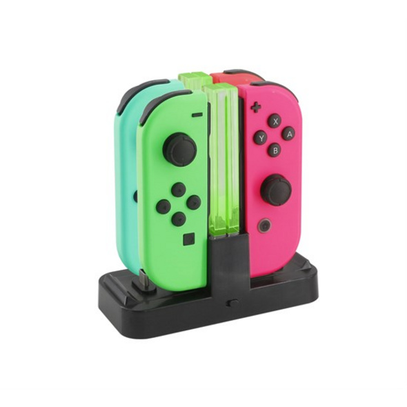 @Play Ladestation für Nintendo Switch Joy-Cons