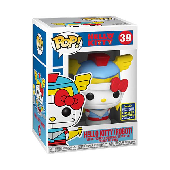 Hello Kitty - POP!-Vinyl Figur Roboter