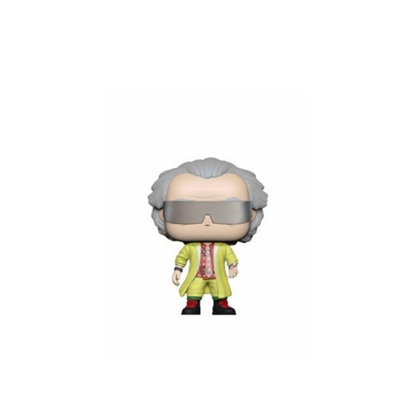 Back to the Future - POP!-Vinyl Figur Doc 2015