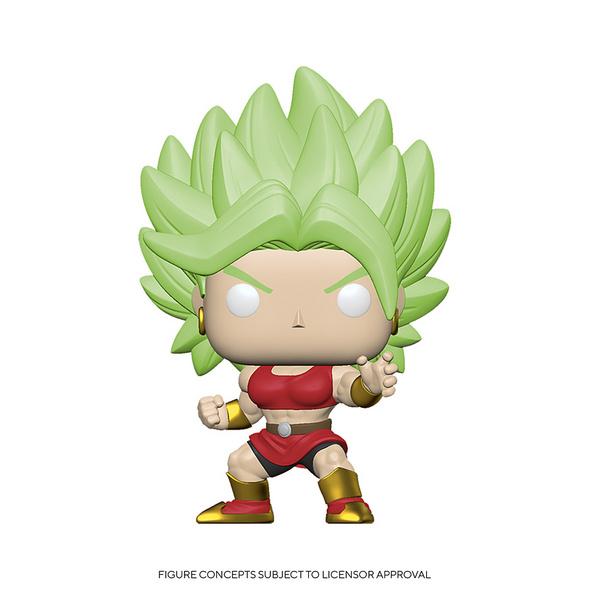 Dragon Ball Super - POP!-Vinyl Figur Super-Saiyajin Kale
