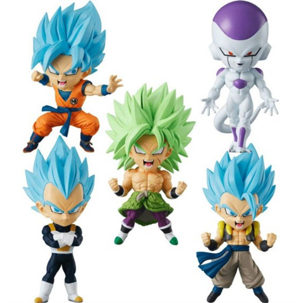 Dragon Ball - Figur Chibi Master (zufällige Auswahl)