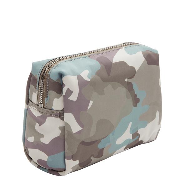 Kosmetiktasche aus recyceltem Nylon - Eco Aware Cosmetic Pouch S