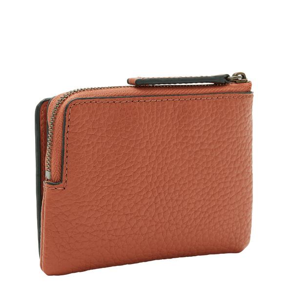 Kleines Portemonnaie mit Reißverschluss - Trudie Smilla