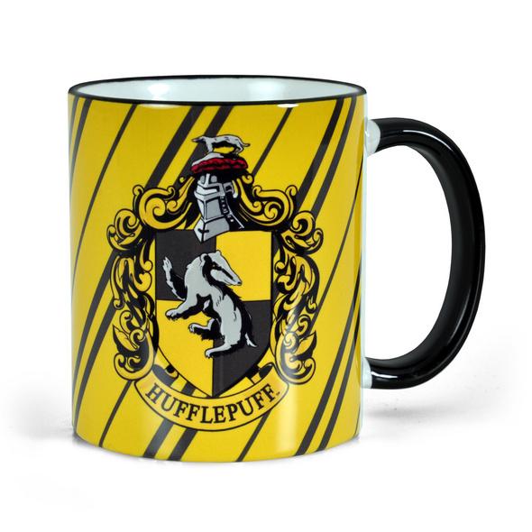 Harry Potter - Hufflepuff Wappen Tasse