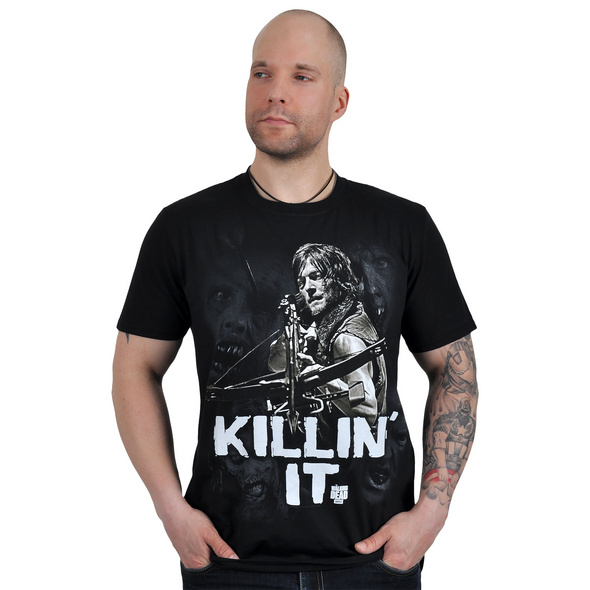 Walking Dead - KillinIt T-Shirt