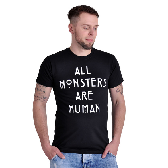 American Horror Story - All Monsters Are Human T-Shirt