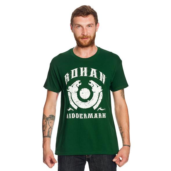 Herr der Ringe - Rohan T-Shirt grün