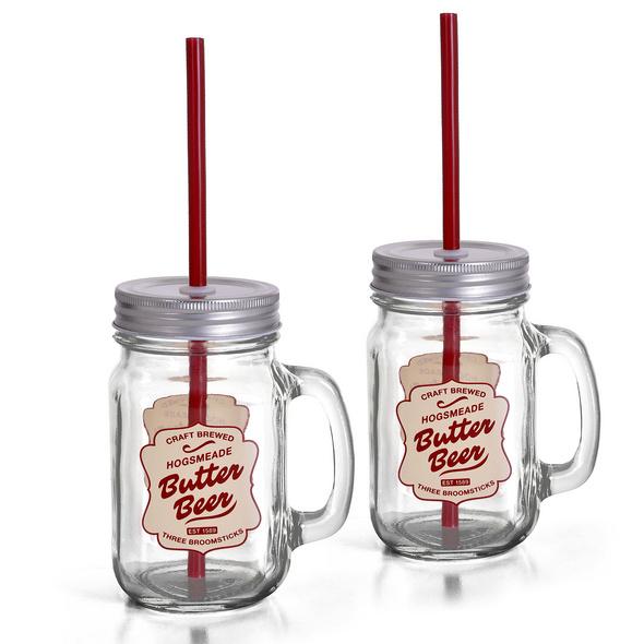 Butterbier Gläser-Set