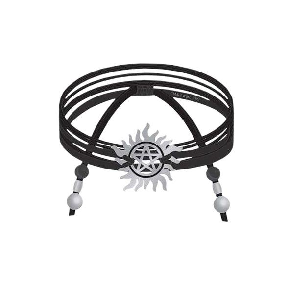 Supernatural - Anti Possession Armband schwarz