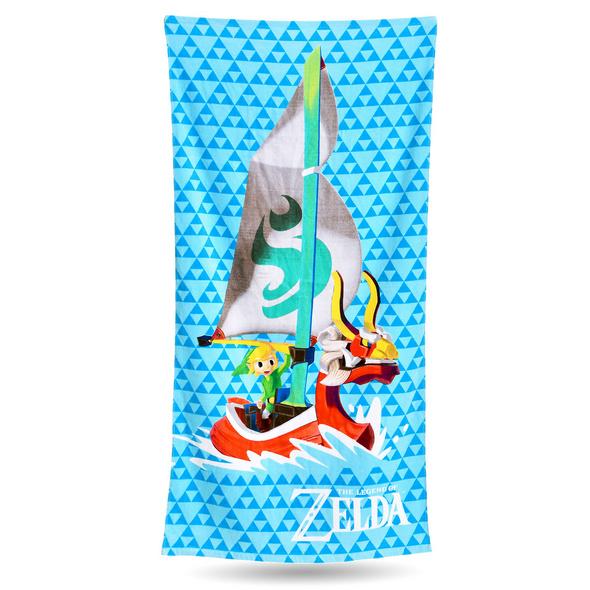 Zelda - The Wind Waker Toon Link Badetuch