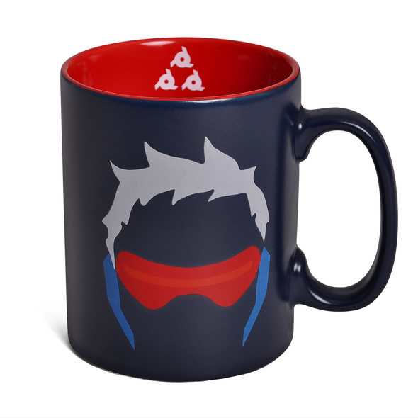 Overwatch - Soldier 76 Icon Tasse