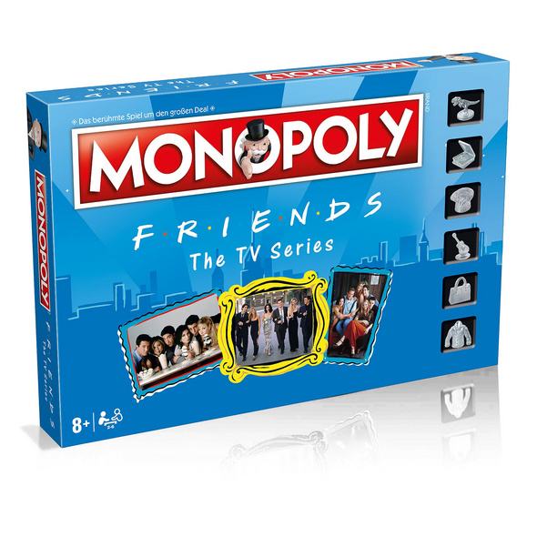 Friends - Monopoly