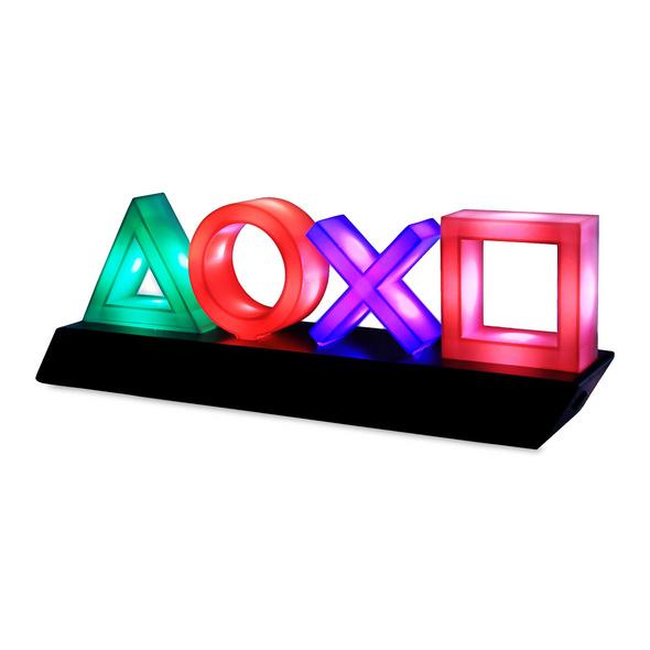 PlayStation - Symbol Tischlampe